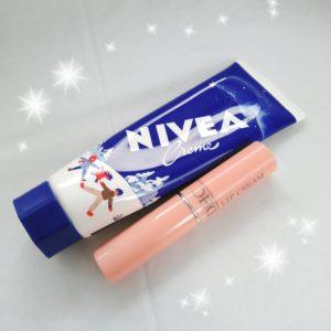 ニベアクリーム 青 nivea DHC 薬用リップクリーム