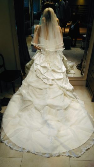 フォーシスアンドカンパニー ウェディングドレス ヘティ