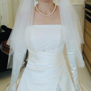 フォーシスアンドカンパニー ウェディングドレス ライラ