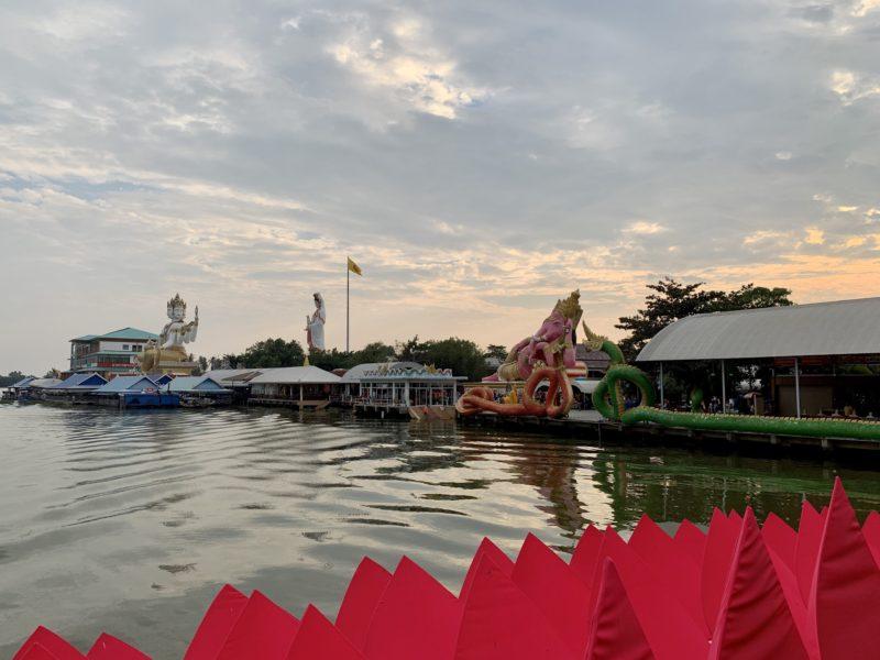 タビナカ バンコク フォトジェニックツアー